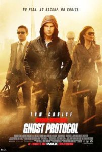 Mission Impossible : Ghost Protocol(2011)