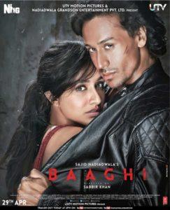 Baaghi (2016) ျမန္မာစာတန္းထိုး