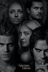The Vampire Diaries : Season 1 (ျမန္မာစာတန္းထိုး)