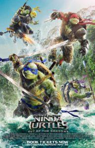 Teenage Mutant Ninja Turtles: Out of the Shadows (2016) ျမန္မာစာတန္းထိုး