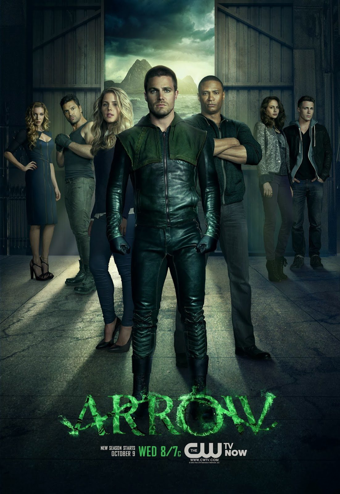Arrow Season (1) Complete ( ၿမန္မာစာတန္းထိုး)