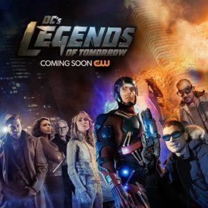 DC Legends of Tomorrow Season 2