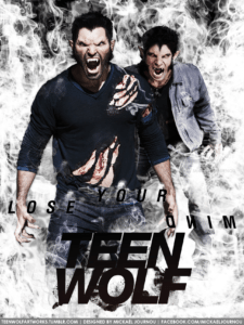 Teen Wolf Season 4 Complete