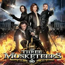 The Three Musketeers(2011)