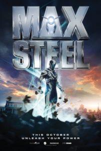 Max Steel 2016