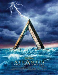 Atlantis: The Lost Empire (2001)
