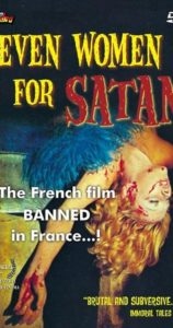 Seven Women For Satan 1976
