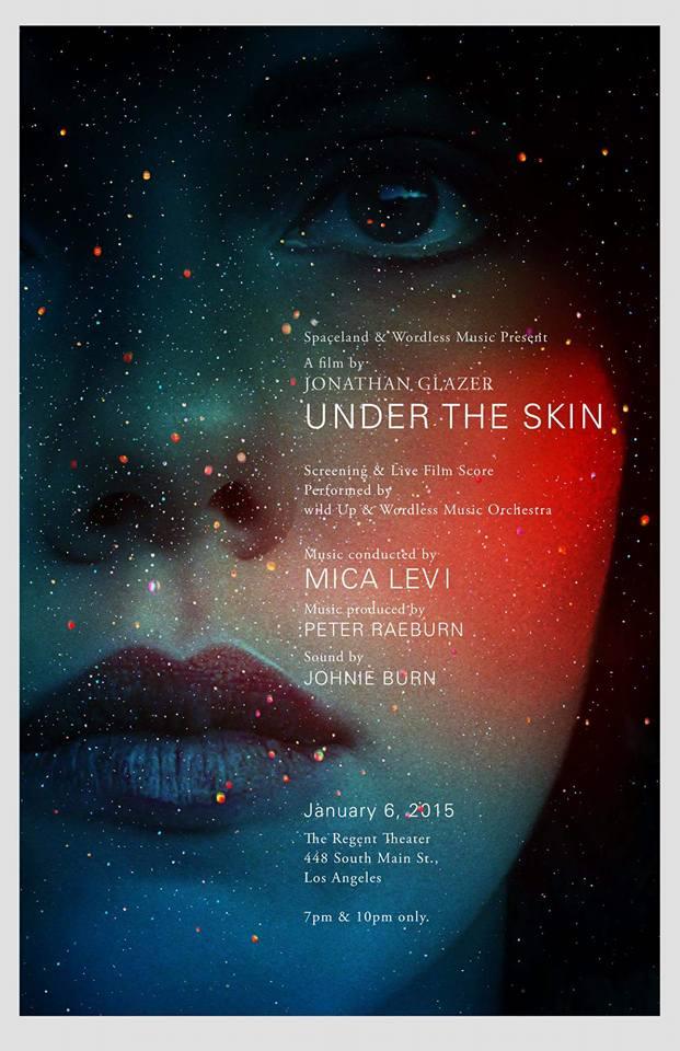 (18+ ENGLISH) Under the Skin (2013) WEB-RIP HD (TS)